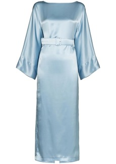 BERNADETTE Jackie belted midi dress