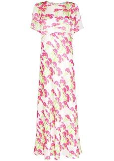 BERNADETTE Jane floral print maxi dress