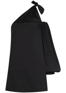 BERNADETTE Lucette one-shoulder minidress