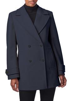 Bernardo Classic Double Breasted Coat