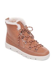 Bernardo Dana Genuine Shearling Water Resistant Boot (Women)