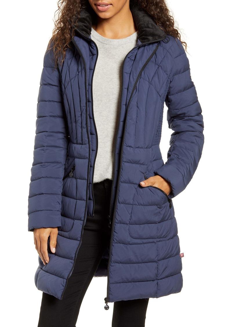 Bernardo Down & PrimaLoft® Walker Jacket