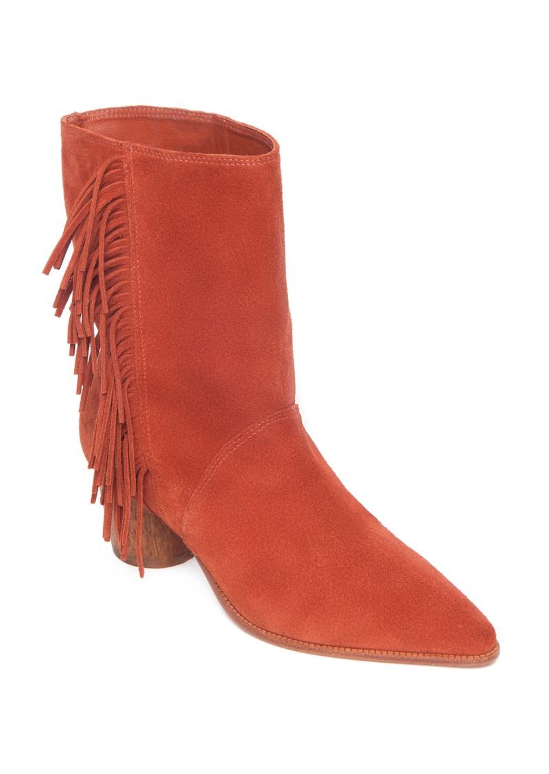 Bernardo Felix Fringe Boot (Women)