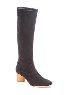 Bernardo Knee High Boot (Women) (Narrow Calf)