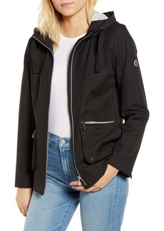 Bernardo Hooded Rain Jacket