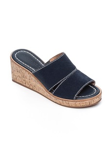 Bernardo Kami Platform Wedge Slide Sandal (Women)