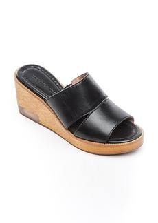 Bernardo Kara Wedge Sandal (Women)