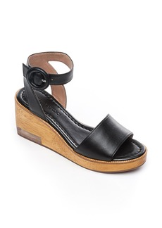 Bernardo Kate Platform Wedge Sandal (Women)