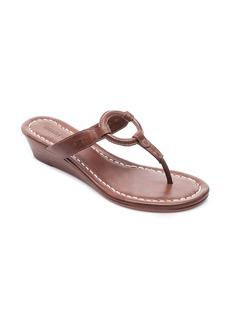 Bernardo Matrix Wedge Sandal