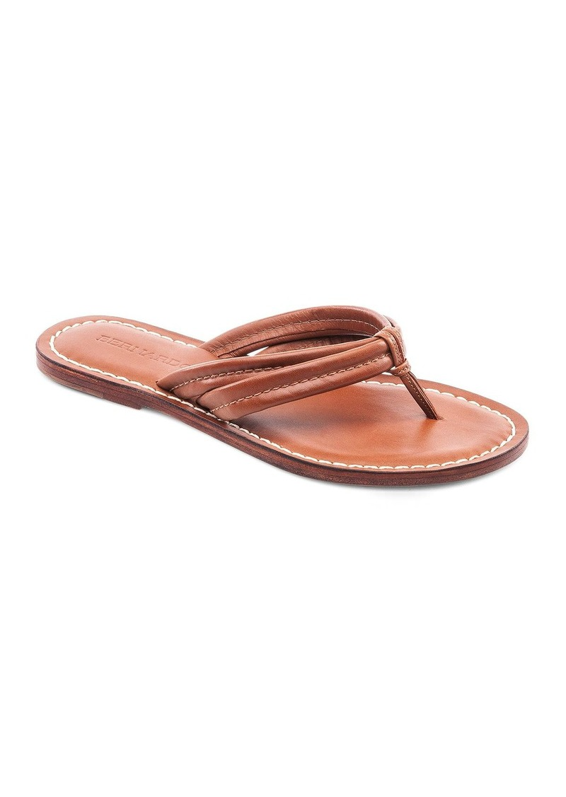 776880ce84495 Bernardo Bernardo Miami Two Strap Thong Sandals