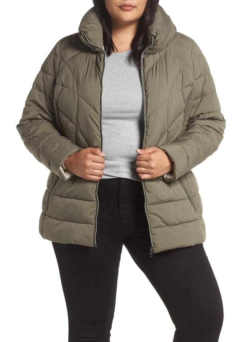 931c2bc0d83 Bernardo Bernardo Microtouch Jacket (Plus Size)