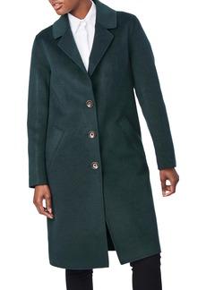 Bernardo Notch Collar Coat