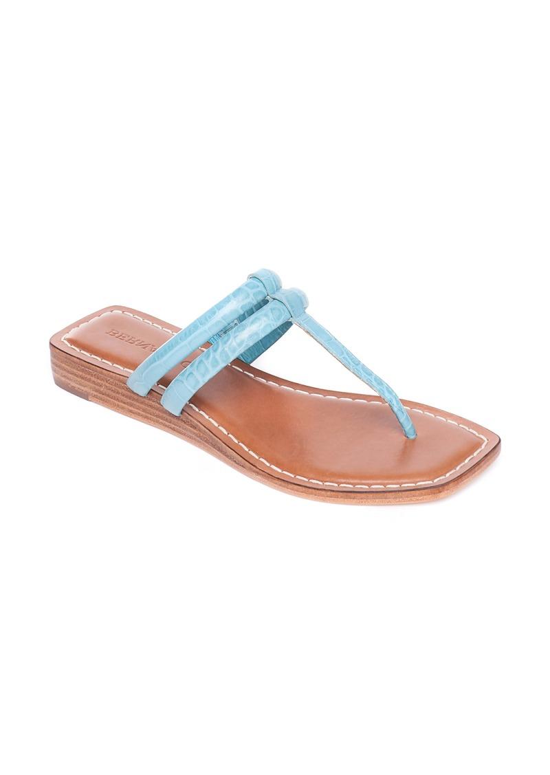 Bernardo Ozette Flip Flop (Women)
