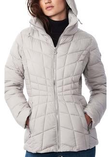 Bernardo Packable EcoPlume Coat (Regular & Petite)