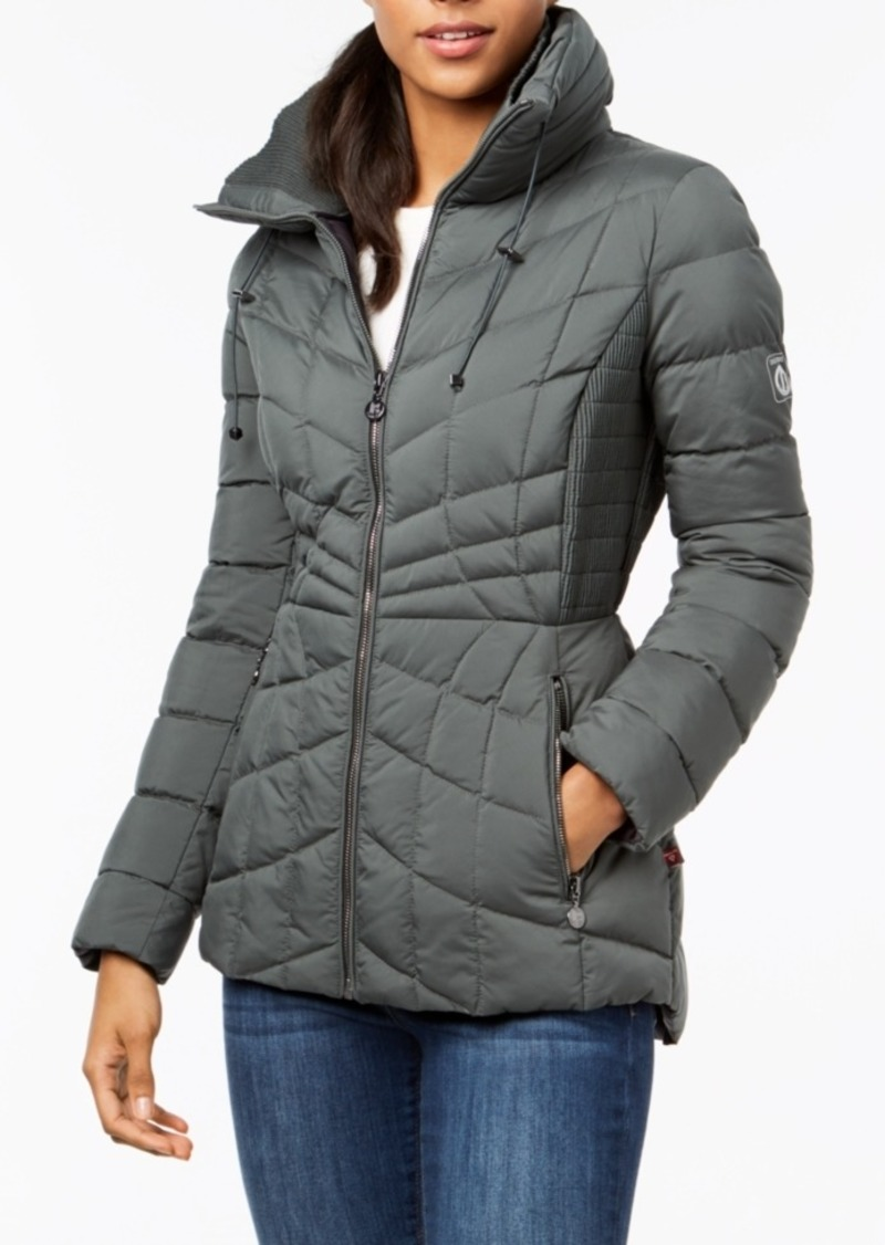 715c32ed053 SALE! Bernardo Bernardo Quilted Packable Puffer Coat