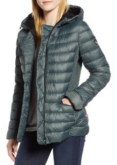 Bernardo Sporty Hooded Puffer Jacket