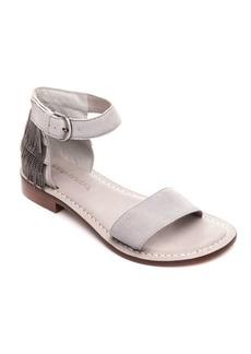 Bernardo Taci Suede Ankle Strap Sandals