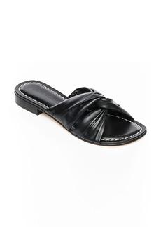 Bernardo Tiffany Knotted Slide Sandal (Women)