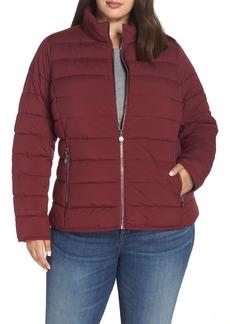 Bernardo Water-Resistant Thermoplume Insulated Jacket (Plus Size)