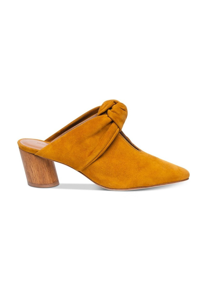 Bernardo Women's Finley Block Heel Mules
