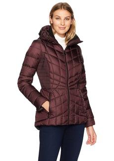 Bernardo Women's Jacquard Dot Primaloft Jacket  M