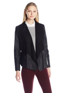Bernardo Women's Lamb Split Jacket