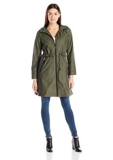 Bernardo Women's Pu Rain Jacket
