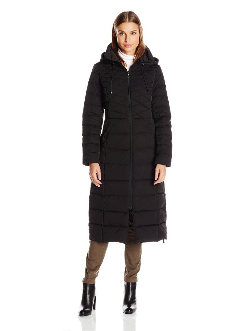 Sale Bernardo Bernardo Women S Quilted Maxi Coat