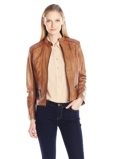 Bernardo Women's Scuba Sheep Kerwin Jacket