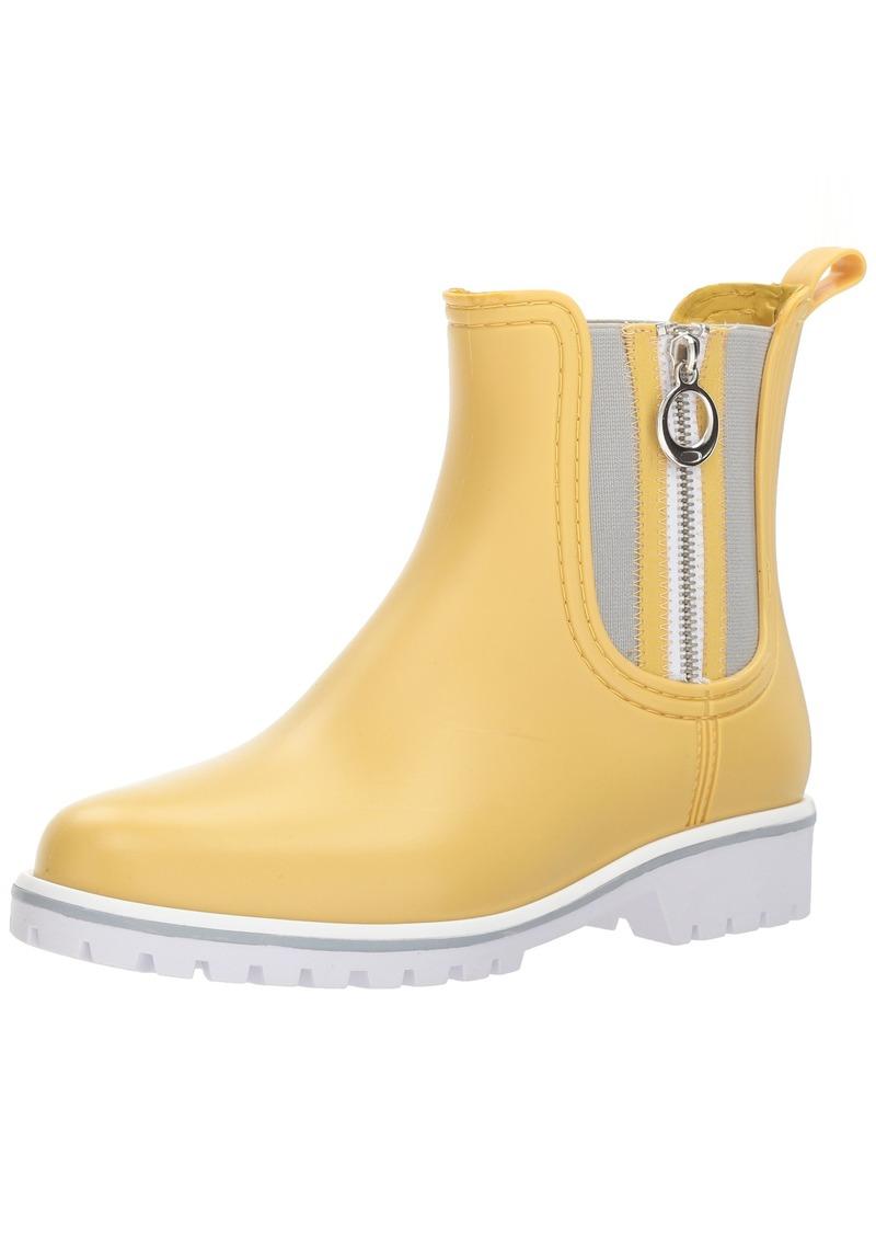 Bernardo Women's Zip Rain Boot  M M US