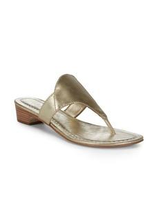 Bernardo Gabriella Thong Sandals