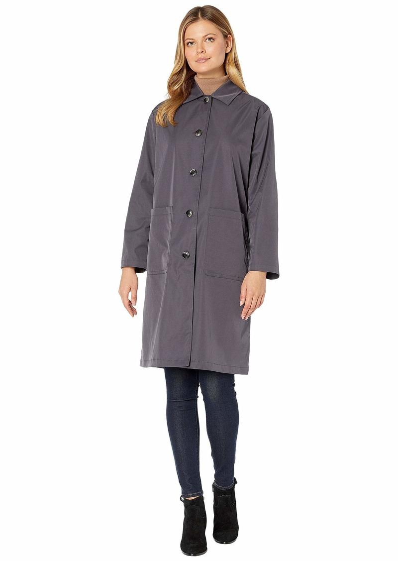 Bernardo Water Resistant Raincoat