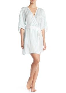 Betsey Johnson 3/4 Sleeve Bride Robe