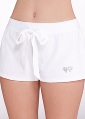 Betsey Johnson + Terry Lounge Shorts