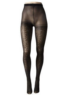 Betsey Johnson 1-Pack Leopard Tights