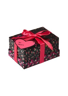 2-Pack Leopard & Ditsy Rose Buds