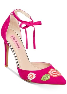 Betsey Johnson Abbie Pumps Women's Shoes