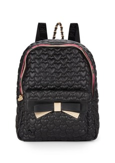 Betsey Johnson Be Mine 4 Ever Backpack