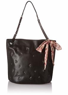 Betsey Johnson Best Buds Hobo Bag
