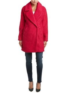 Betsey Johnson Betsey Johnson Wool-Blend Coat