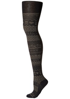 Betsey Johnson Betsey's Fairisle Sweater Tights