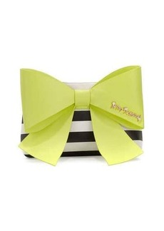Betsey Johnson Big Bow Chic Clutch Bag