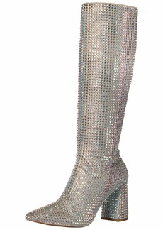 Betsey Johnson Blue Women's SB-Farah Fashion Boot
