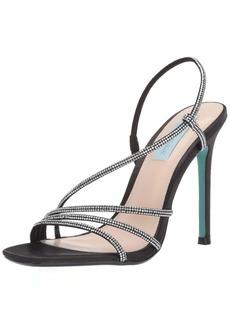 Blue by Betsey Johnson Women's SB-Jessa Heeled Sandal   M US
