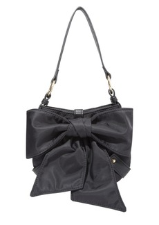 Betsey Johnson Bow To The Crowd Shoulder Bag