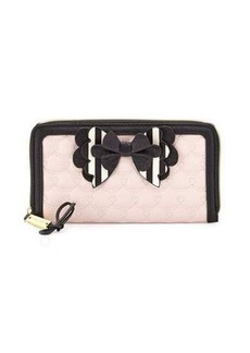 Betsey Johnson Boxed Hopelessly Romantic Zip-Around Wallet