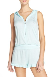 Betsey Johnson Bridal Lounge Romper