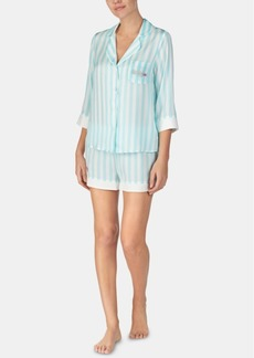 Betsey Johnson Bride & Wifey Pajama Set