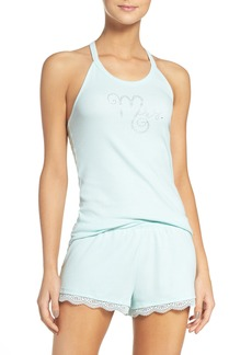 Betsey Johnson Bride Short Pajamas