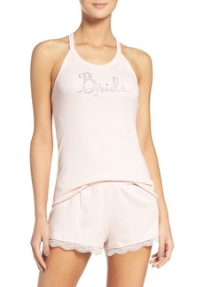 Betsey Johnson Bride Pajamas
